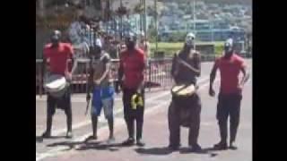 Guantanamera+Shosholoza - Cape Town