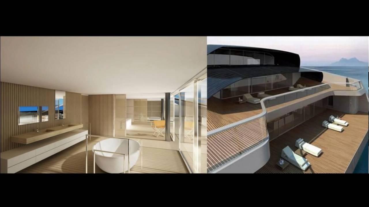 Yacht House For Bill Gates   $ 1.4 Billion