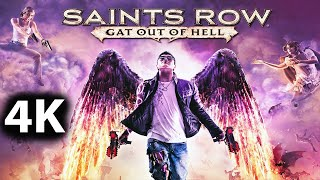 Saints Row Gat out of Hell FULL Game Walkthrough - No Commentary (4K 60FPS)