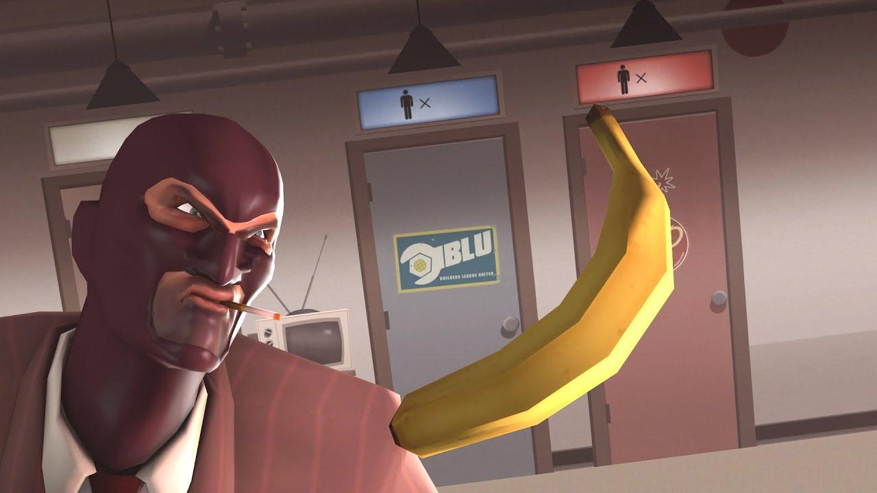 spy hates bananas