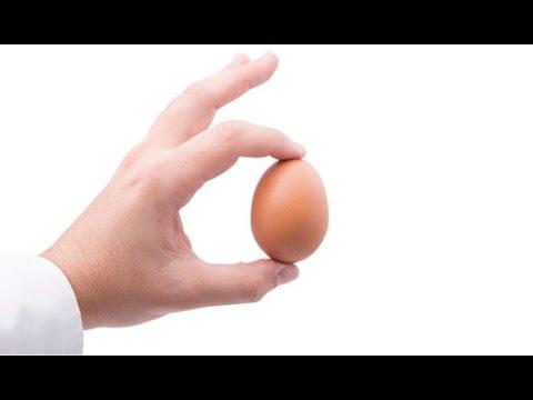 Tickling An Egg