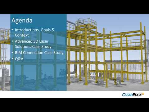 [Webinar] Scanning and Modeling Complex Pharma Research Facilities