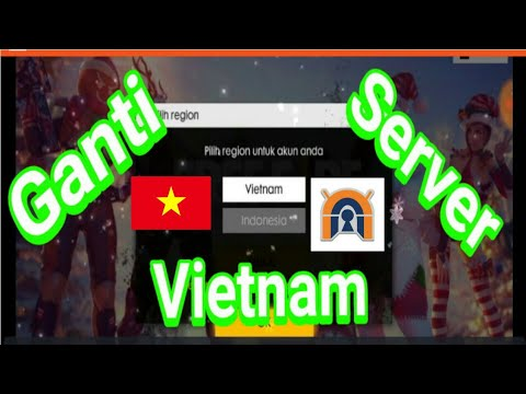 Tutorial ganti server vietnam dengan aplikasi open vpn dan vietnam vpn
