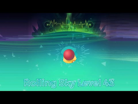 Rolling Sky - Level 43 [MUSIC TEASER]