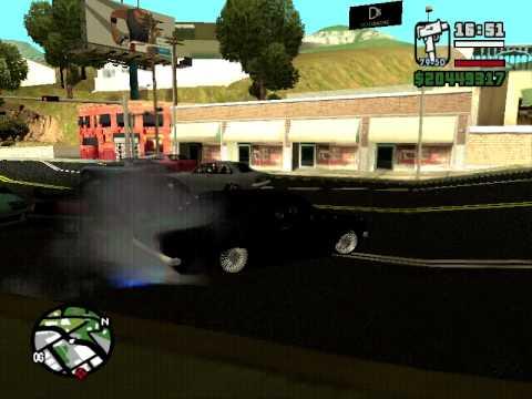 MOD SAN CLEO ANDREAS DRIVER GTA BUS