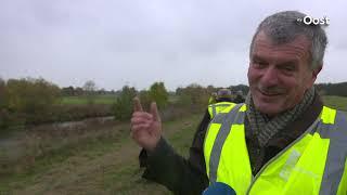 Dijkleger Waterschap oefent in Hardenberg:'Het extreme wordt het nieuwe normaal'