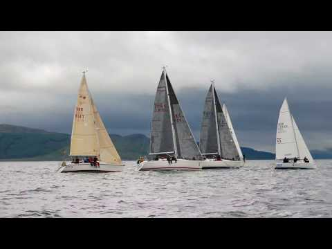 West Highland Yachting Week 2018 - Thursday