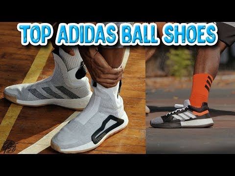 Top 10 Adidas Basketball Shoes of 2018!