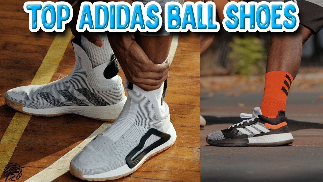 soldadura Ambientalista Desierto  Top 10 Adidas Basketball Shoes of 2018! - YouTube
