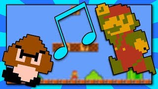 Does Music Change the Feel of a Video Game? Super Mario Bros. NES