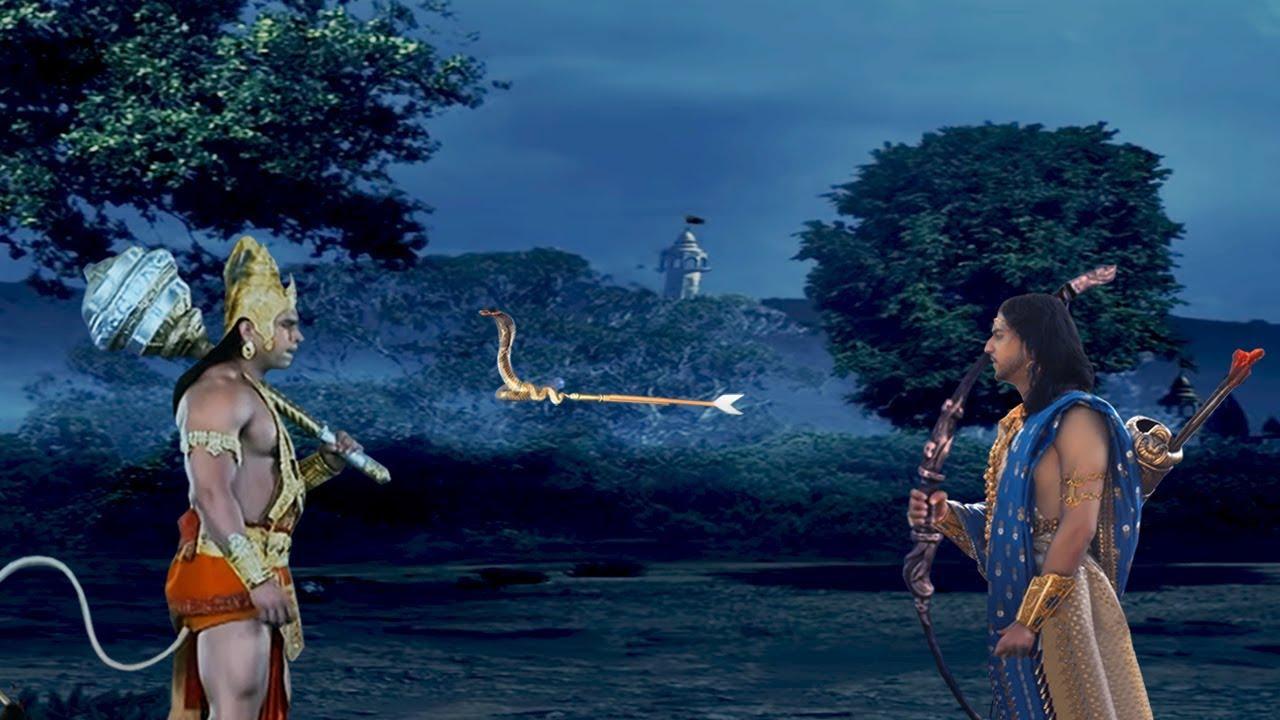 Download हनुमान और अंगराज कर्ण का | प्रलयंकारी युद्ध | Hanuman Vs Angraj Karna