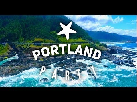 Roadtrip From Los Angeles California To Portland Oregon