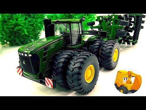 Tractores de juguete - Vehículos Agrícolas
