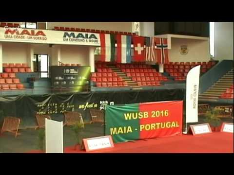 """WUSB Show """"2016 - Maia - Portugal"""