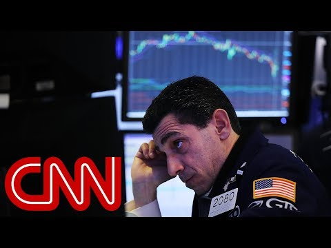 Stock market plunges, but it's not time to panic