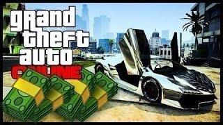 GTA Online на PS3 и XB360: ЦАРЬ - ГЛИТЧ НА ДЕНЬГИ!!! ПОКУПАЕМ ВСЁ БЕСПЛАТНО В ИГРЕ!! $100.000.000млн