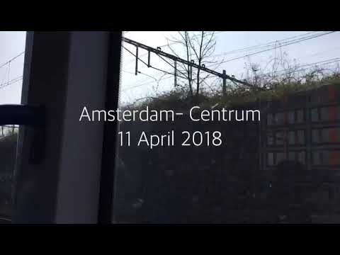 Amsterdam centrum 11.4.2018