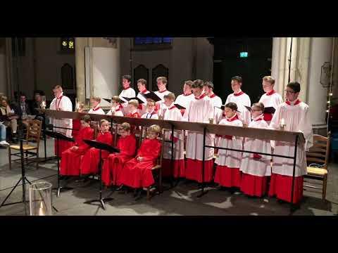 O Holy Night (Cantique de Noël) - Adolphe Adam - Kampen Boys Choir