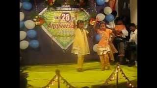 Chikni chameli Hindi Dance by Kids of Balaji School