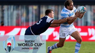 Rugby World Cup 2019: Argentina vs. USA   EXTENDED HIGHLIGHTS   10/09/19   NBC Sports