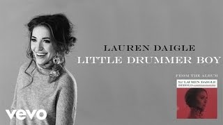 [3.56 MB] Lauren Daigle - Little Drummer Boy (Audio)
