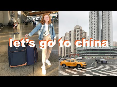 LEAVING HOME TO TRAVEL THE WORLD AT 18: TRAVELING TO CHINA