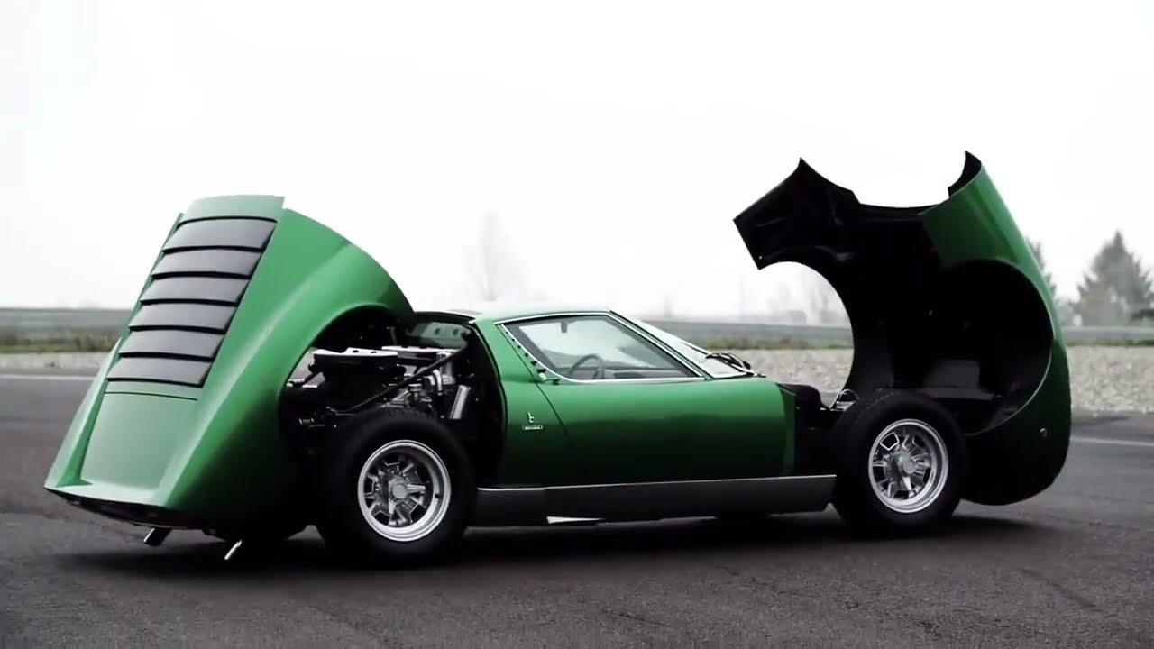 Image Result For Lamborghini Miura Sv