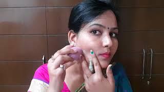 1 मिनट में पिंपल को कैसे छुपाएं / How to hide pimples by makeup / makeup tips for beginners
