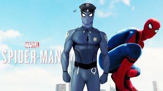 Spider-Man PS4 Sad DLC News & Spider Cop Suit Power Is Making Everyone Go Crazy