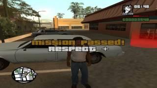 Grand Theft Auto: San Andreas 4. ep - A pojďme traktor, hop!