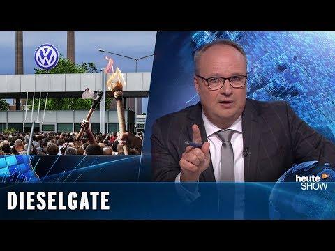 Abgasbeschiss: Der Deutsche VW-Käufer Zieht Vor Gericht | Heute-show Vom 04.10.2019