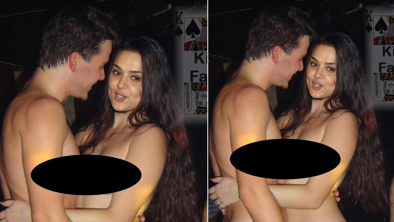 Preity Zinta And Her Husband Get Naked At Night Club In -3568