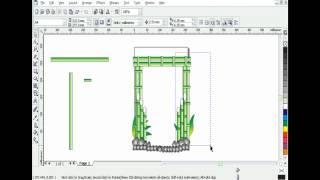 Tutorial Membuat Bingkai Bambu dari Corel_ATB_MIK1009_Nelly_Suriana