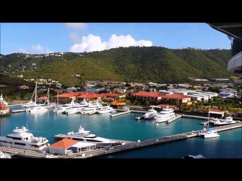 Port of St Thomas, U.S. Virgin Islands | VIRTUAL LUXURY NETWORK -Cruise with Bruce