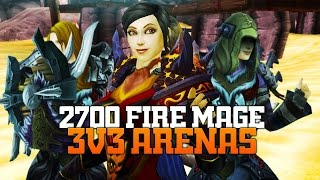 WoD 2700 Fireplay 3v3 6.1.2