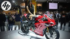 Hottest Bikes of 2019 at EICMA