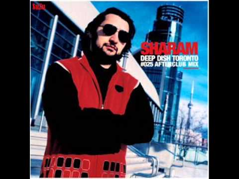 Deep Dish in Toronto Global Underground #025 cd4 (Sharam Afterclub Mix)