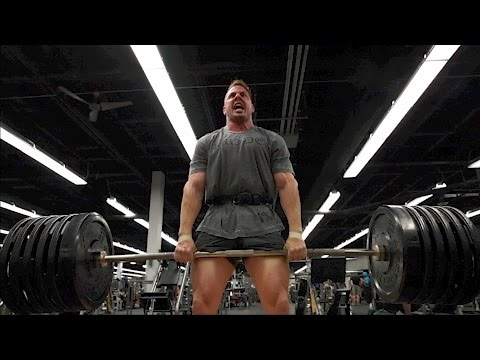 NATURAL STRENGTH - CHASE STRONG - BEAST - POWERHOUSE GYM