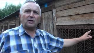 В гостях у Сироткиных  Сергея  Палыча  и  Александры  Савельевны    г. Арья.