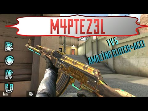 "TURAN ""M4PTEZ3L"" HUSEYNLİ - STANDOFF 2 FUNNY AND PRO MOMENTS (1VS5 CLUTCH+ACE, AWP SHOW, ONETAPS)"
