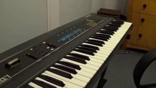 ESQ-1 Synth Demo