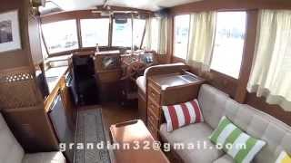32' Grand Banks For Sale