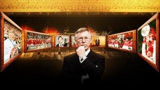 Sir Alex Ferguson - Retires HD