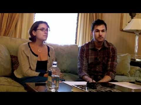 : It's Kind of a Funny Story WriterDirectors Anna Boden and Ryan Fleck