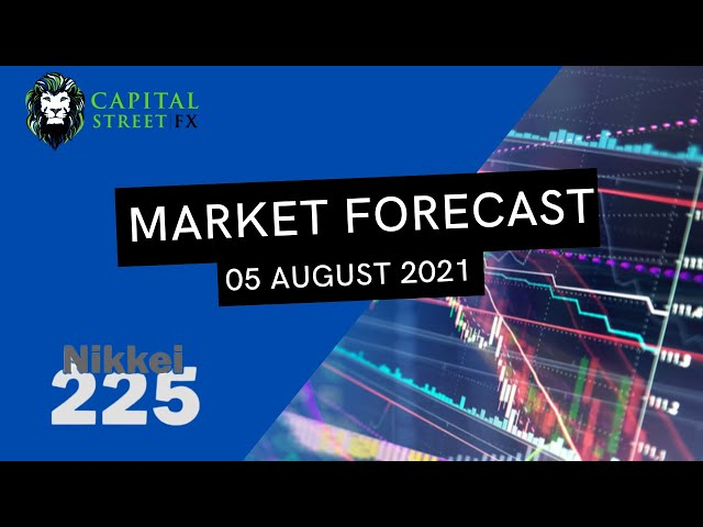 [NIKKEI 225 Price] Technical Analysis By Capital Street FX - August 05, 2021