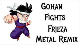 Gohan Fights Frieza - Metal Remix