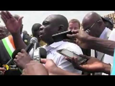 Etape RTI Marche de la CNC Abidjan 28 Septembre 2015