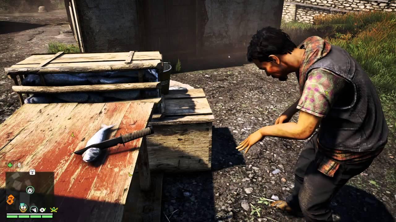 Far Cry® 4 Magic Knife