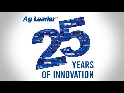 Ag Leader Celebrates 25 Years of Innovation