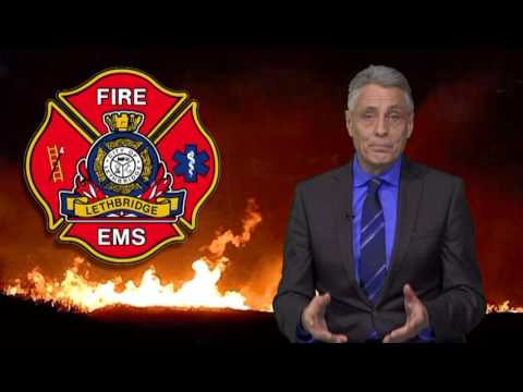 Lethbridge Fire Smart Video
